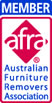 Australian Furniture Removers Association Member